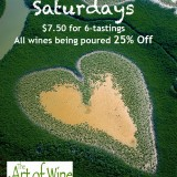 Loving Saturdays @ The Art Of Wine