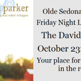 Friday Night @ Olde Sedona Bar & Grill ~ David Parker Band