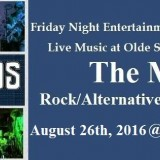 Friday Night @ Olde Sedona Bar & Grill ~ The Mods