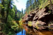 Hike Sedona ~ West Fork Trail
