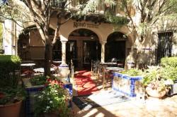 Best Sedona French Restaurant Rene' at Tlaquepaque