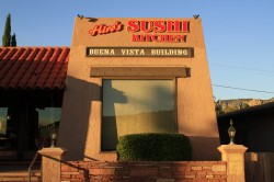 Sedona Restaurant Hiros Sushi and Japanese Kitchen