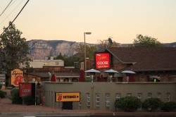 Sedona Restaurants Golden Goose Cafe