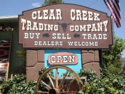 Best Sedona Shops Clear Creek Trading Company