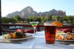 $5.95 Kids Menu. Pool Table. Jukebox. Views. Sports on TV. @ Olde Sedona Bar & Grill