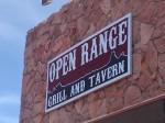 Open Range Grill & Tavern