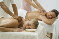 Couples Massage Sessions in Sedona